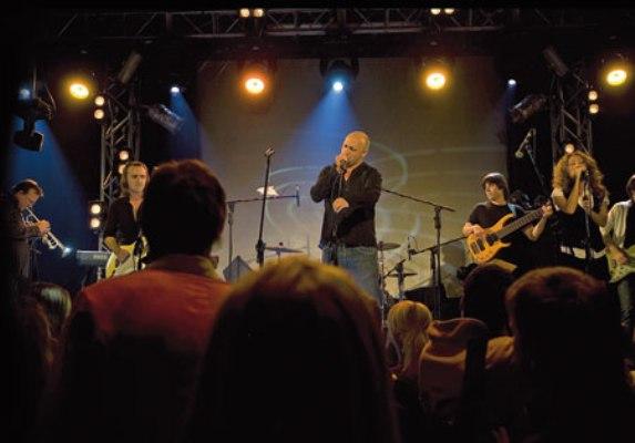 Идея благотворительного концерта появилась у Гоши Куценко по возвращении из Цхинвала